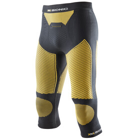 X-Bionic Ski Touring Evo - Sous-vêtement Homme - jaune/noir